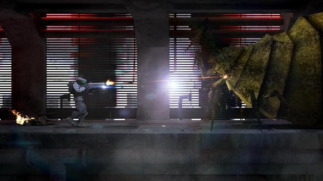 Metal Ranger. 2D шутер imagem de tela 4