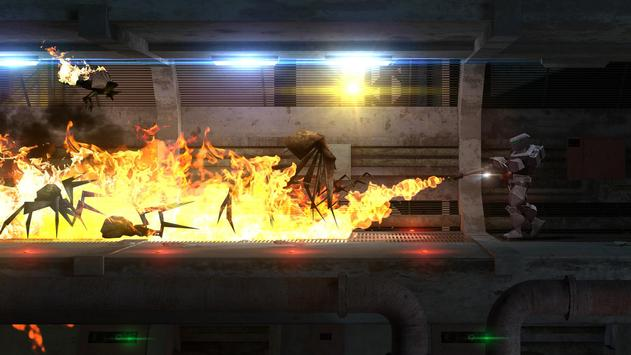 Metal Ranger. 2D шутер imagem de tela 5