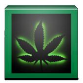 Cannabis Night Lamp icon