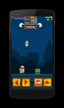 Super Boy: Shoot and Dash apk screenshot
