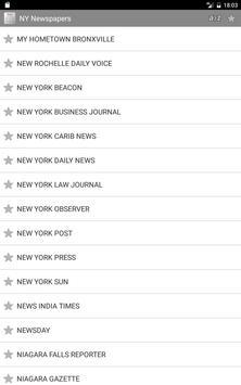 New York Newspapers apk screenshot