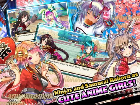 Sengoku Asuka ZERO screenshot 1