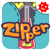 ZIPPER for KIDZ icon