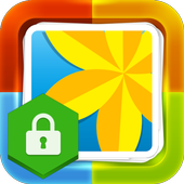 Fingerprint Gallery Locker icon