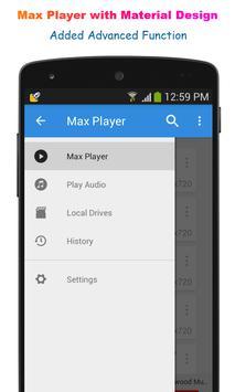 Max Player Pro screenshot 1