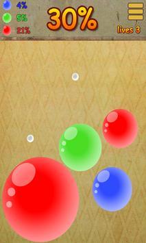 zBalls - bounce ball poster