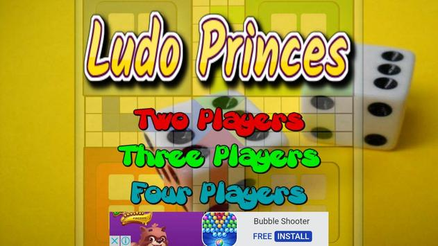 Ludo Princes King apk screenshot