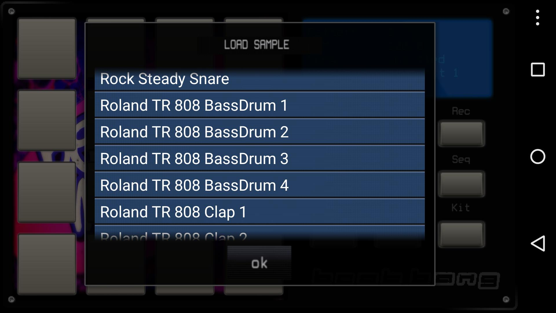 Beat Bang Drum Machine for Android - APK Download