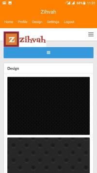 Zihvah screenshot 2