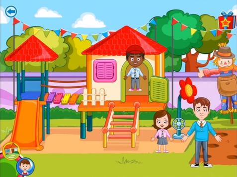 Tips for My Town: Preschool poster