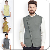 Nehru Jacket Fashion Wear icon