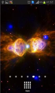 Galaxy Wallpaper apk screenshot