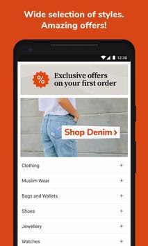 Zilingo Online Shopping apk screenshot