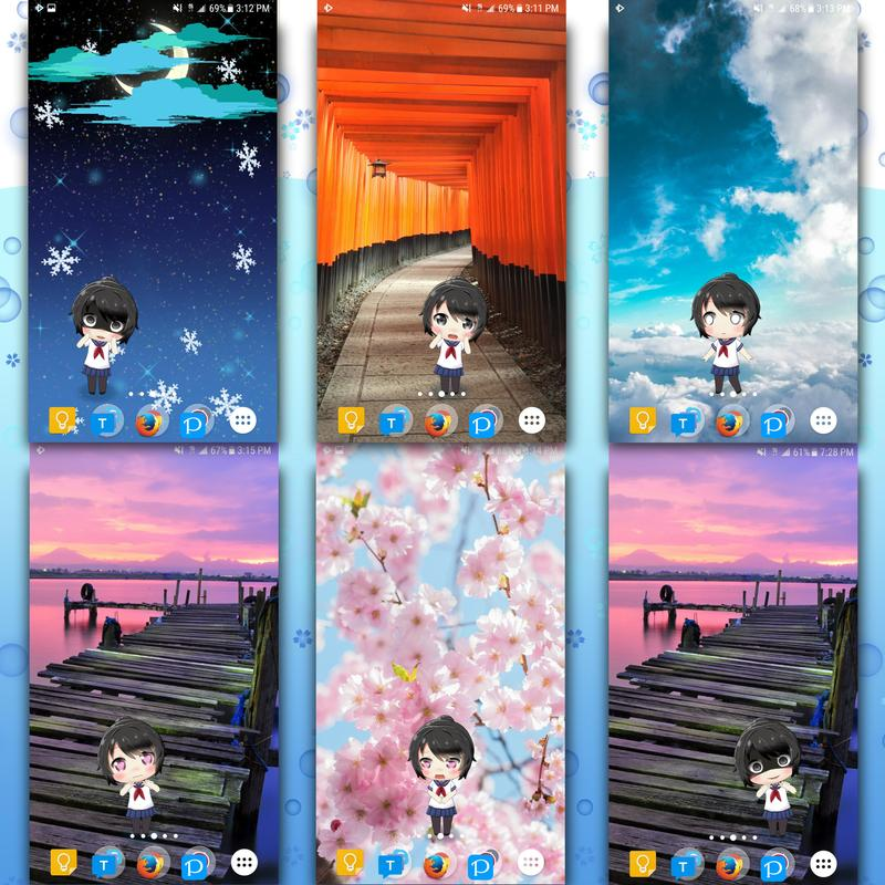 Lively Anime Live Wallpaper APK Download