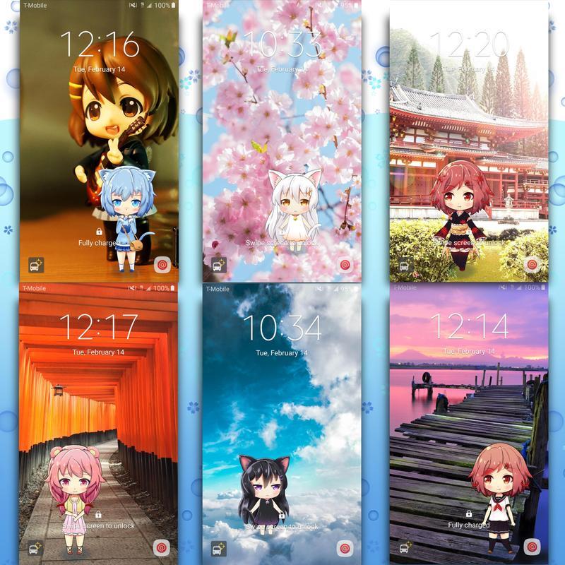 Lively Anime Live Wallpaper APK Download - Free Comics APP ...