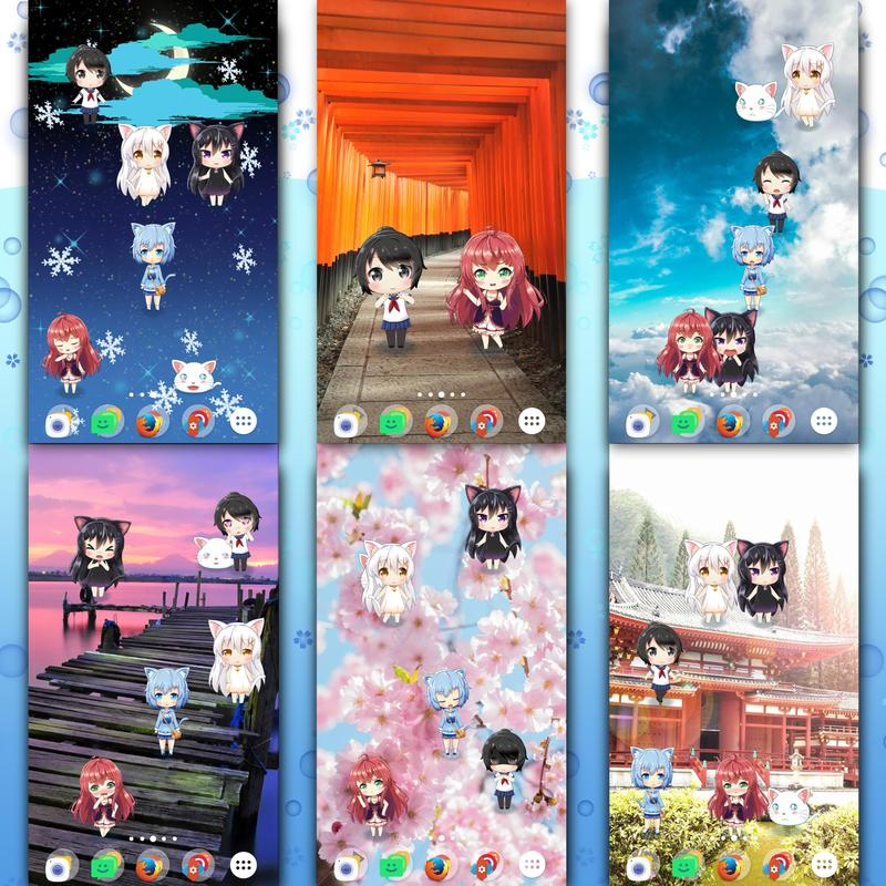 Lively Anime Live Wallpaper APK Download - Free Comics APP for Android   APKPure.com