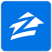 Real Estate, Houses & Home Property Values: Zillow icon