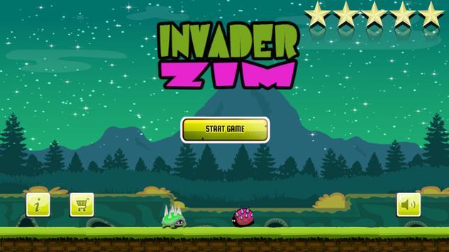 Zim vs Monsters in the jungle screenshot 3
