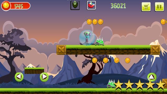 Zim vs Monsters in the jungle screenshot 6