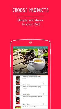 thumbcart - online grocery apk screenshot