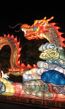 Dragon Festivall Wallpapers apk screenshot