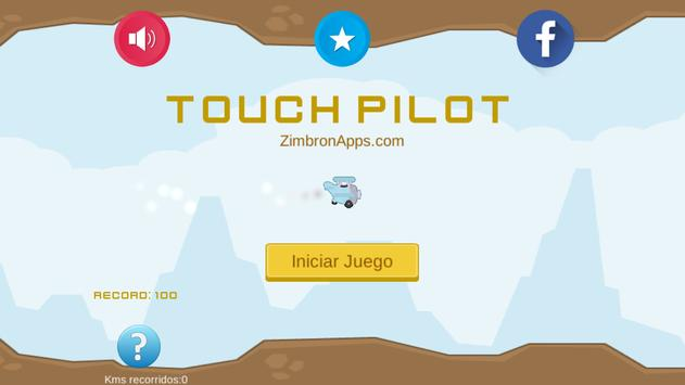Touch Pilot poster