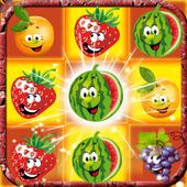 Fruit Crush - Match icon