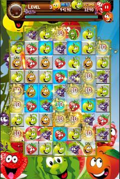 Fruit Crush - Match apk screenshot