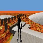 لعبة الباركور - القفز باركور icon