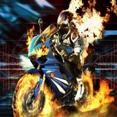 Solo Motorcycle Run icon