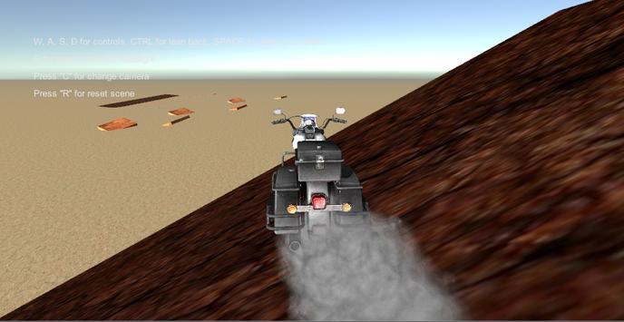 Solo Motorcycle Run apk screenshot
