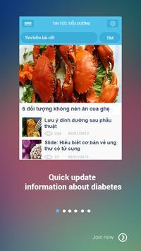 Diabetes Management poster