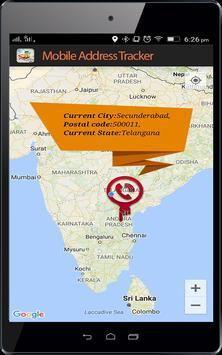 Live Mobile address tracker screenshot 7