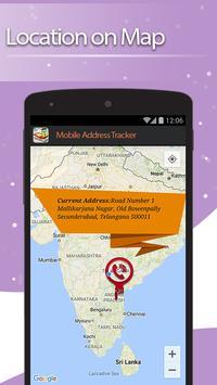 Live Mobile address tracker screenshot 2