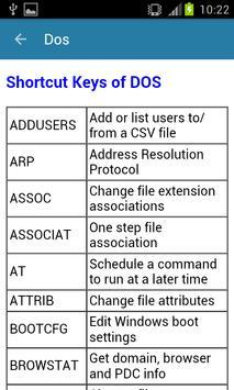 Computer Shortcut Keys Guide screenshot 6