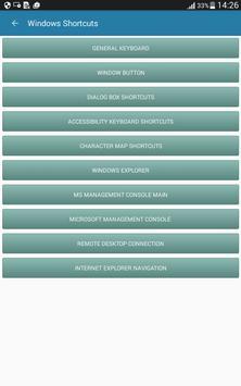 Computer Shortcut Keys Guide screenshot 9
