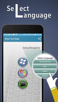 Computer Shortcut Keys Guide poster
