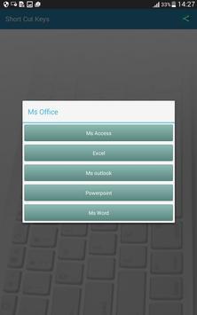 Computer Shortcut Keys Guide screenshot 11