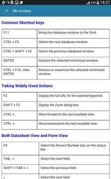 Computer Shortcut Keys Guide screenshot 19