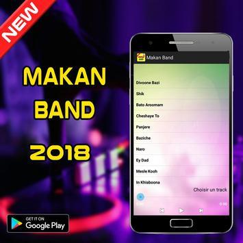 Makan Band poster