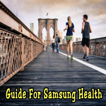 Guide for Samsung Health poster