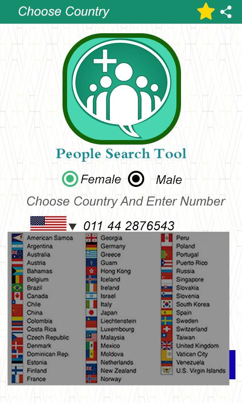 Friend Finder Tool For Whatsapp – Search Friends for Android - APK
