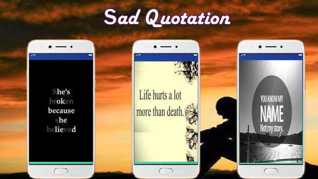 Motivational Quotes - Nature, Life, Love, Sad screenshot 1
