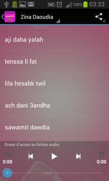 Daoudia 2016 screenshot 5