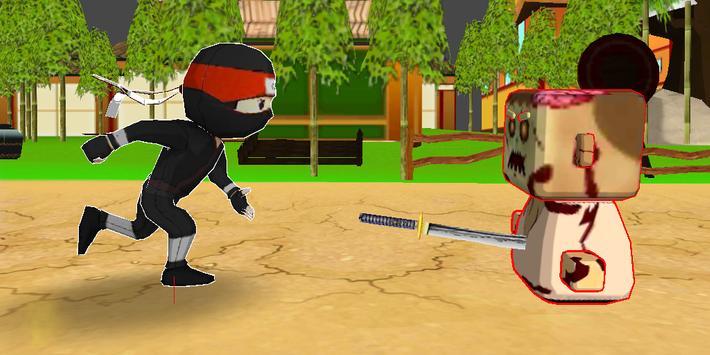 Ninja Strange Hero Assassin poster