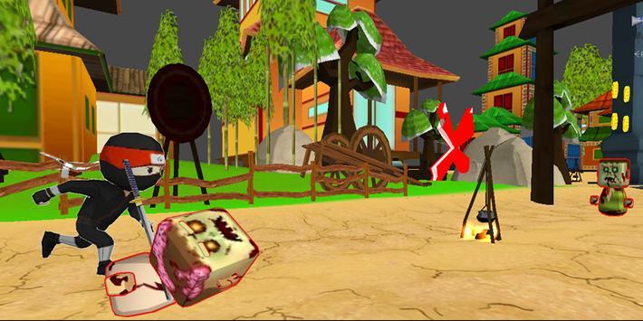 Ninja Strange Hero Assassin screenshot 3