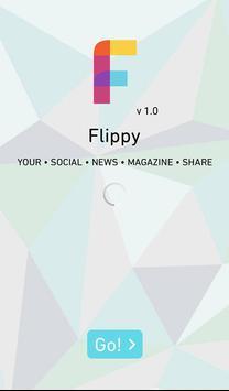 Flippy News poster