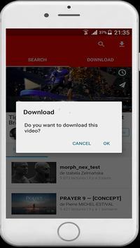 MP3 Tube Music Player screenshot 1