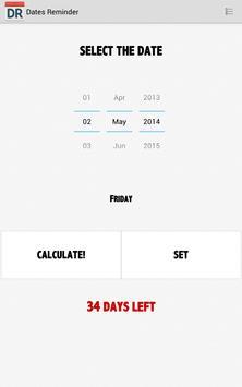 Dates Reminder screenshot 7