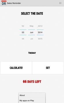 Dates Reminder screenshot 8